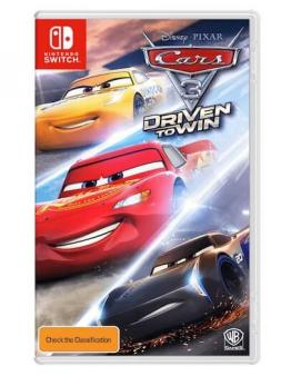 Cars 3 Driven to Win (SWITCH)