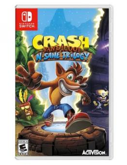 Crash Bandicoot N. Sane Trilogy (SWITCH)