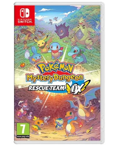 Pokémon Mystery Dungeon Rescue Team DX (SWITCH)