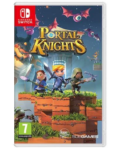 Portal Knights (SWITCH) - Rabljeno