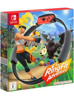 Ring Fit Adventure (SWITCH) - Rabljeno