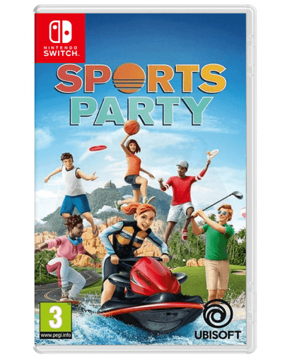 Sports Party (SWITCH)