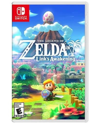 The Legend Of Zelda Links Awakening (SWITCH)