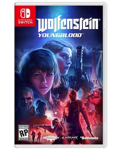 Wolfenstein Youngblood (SWITCH)