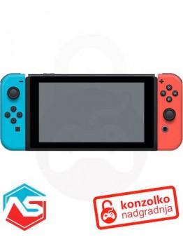 Nintendo Switch Atmosphere CFW + Navodila + 1 leto BREZPLAČNE posodobitve