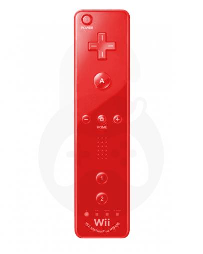 Nintendo Wii / Wii U Remote Plus, rdeč (kompatibilni)