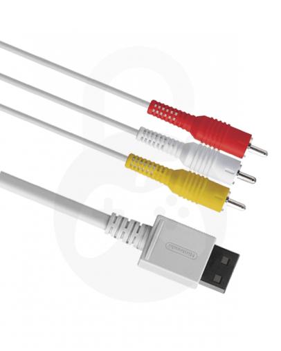 Nintendo Wii / Wii U Wii AV (SCART) Kabel