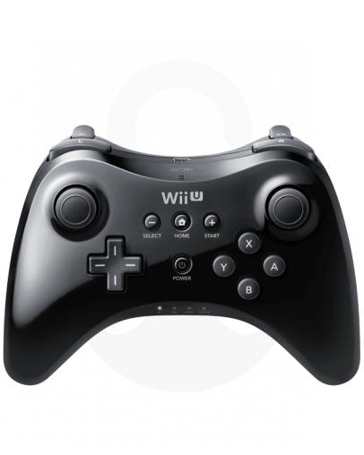 Nintendo Wii U PRO Controller (kompatibilen), črn