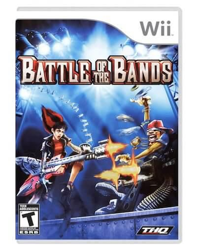 Battle of the Bands (Wii) - Rabljeno