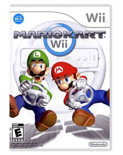 Mario Kart (Wii) - Rabljeno