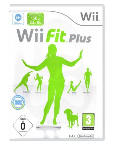 Wii Fit Plus (Wii) - Rabljeno