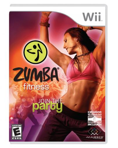 Zumba Fitness (Wii) - Rabljeno