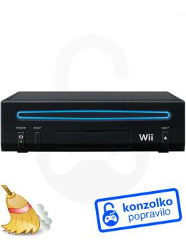 Nintendo Wii Temeljito Čiščenje + Menjava Termalne Paste
