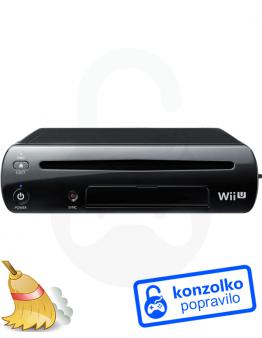 Nintendo Wii U Temeljito Čiščenje + Menjava Termalne Paste