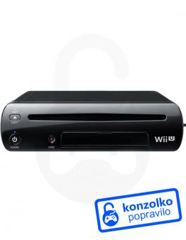 Nintendo Wii U Servis