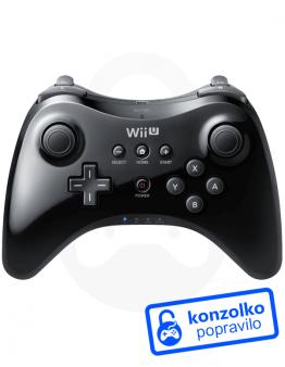 Wii U PRO Kontroler Servis