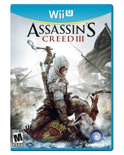 Assassins Creed 3 (Wii U) - Rabljeno