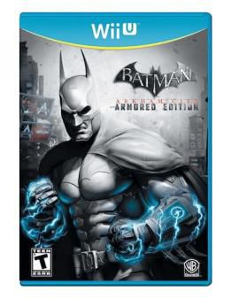 Batman Arkham City Armored Edition (Wii U)