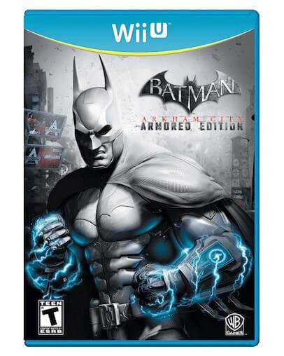 Batman Arkham City Armored Edition (Wii U) - Rabljeno