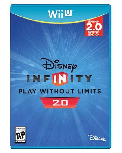 Disney Infinity 2.0 Play Without Limits (Wii U) - Rabljeno