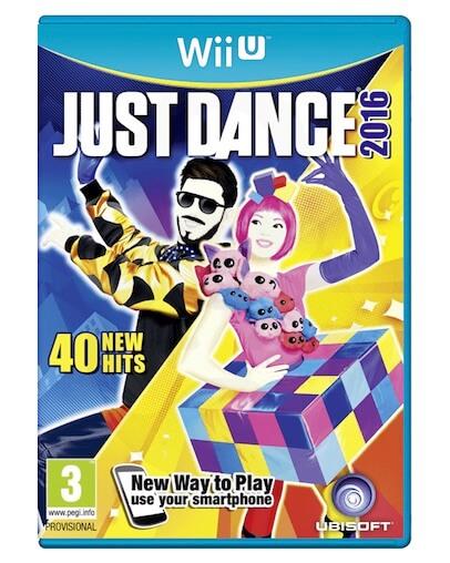 Just Dance 2016 (Wii U) - Rabljeno