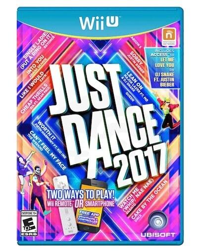 Just Dance 2017 (Wii U) - Rabljeno