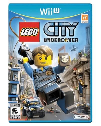 LEGO City Undercover (Wii U) - Rabljeno