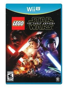 LEGO Star Wars The Force Awakens (Wii U) - Rabljeno