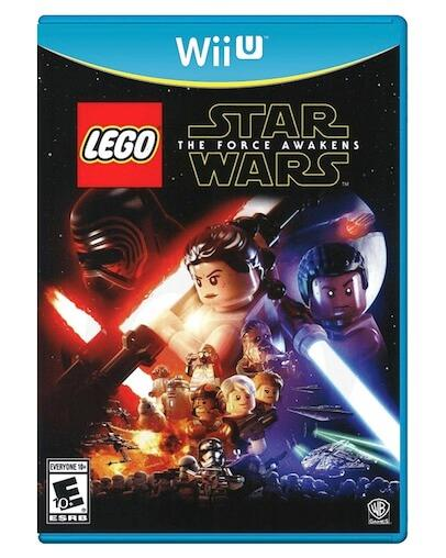 LEGO Star Wars The Force Awakens (Wii U) - Rabljeno