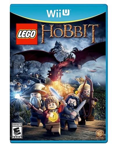 LEGO The Hobbit (Wii U) - Rabljeno