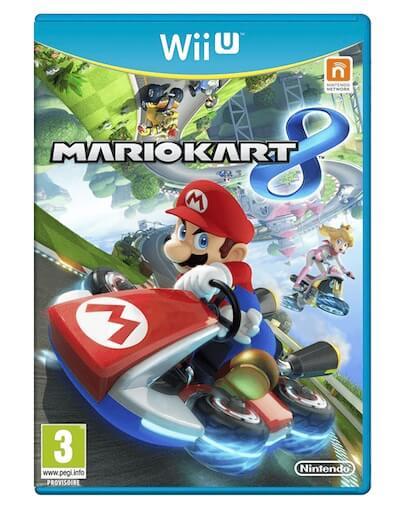 Mario Kart 8 (Wii U) - Rabljeno