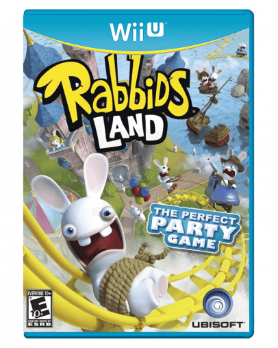 Rabbids Land (Wii U) - Rabljeno