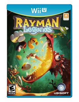 Rayman Legends (Wii U) - Rabljeno