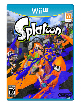 Splatoon (Wii U) - Rabljeno