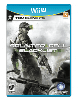 Tom Clancy's Splinter Cell Blacklist (Wii U) - Rabljeno