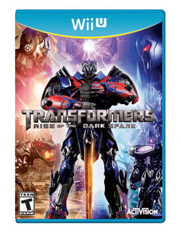 Transformers Rise of the Dark Spark (Wii U)