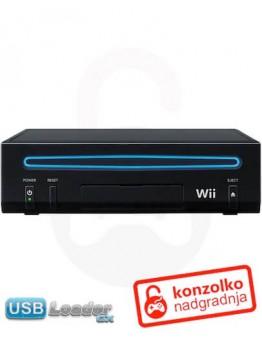 Wii ModMii softmod PRO v5 USB Loader GX v2 + Čiščenje + Navodila + 1 leto BREZPLAČNE posodobitve