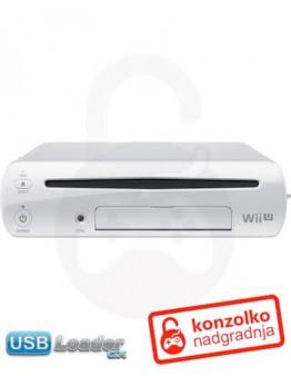 Wii U ModMii softmod PRO v5 USB Loader GX v2 + SD 8GB + Navodila + 1 leto BREZPLAČNE posodobitve