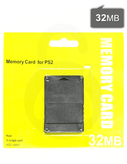PS2 spominska kartica (Memory Card) 32MB