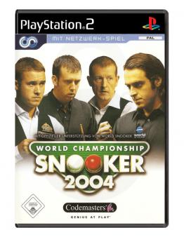 World Championship Snooker 2004 (PS2) - Rabljeno