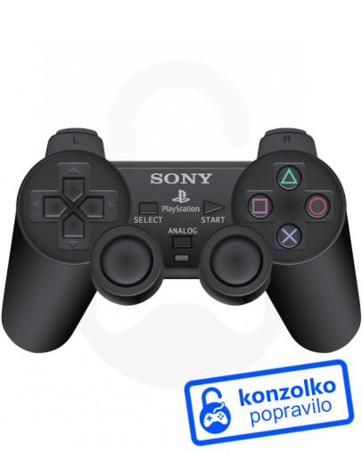 Playstation 2 (PS2) Kontroler Servis