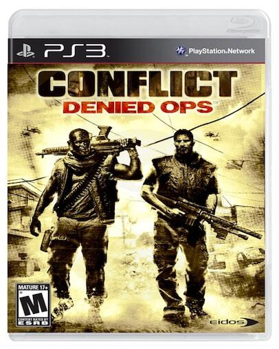 Conflict Denied Ops (PS3) - Rabljeno