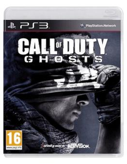 Call of Duty Ghosts (PS3) - Rabljeno