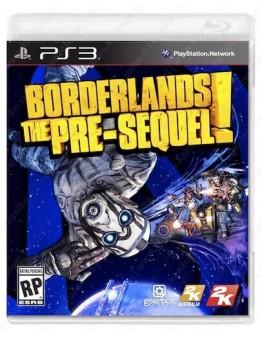 Borderlands The Pre-Sequel (PS3) - Rabljeno