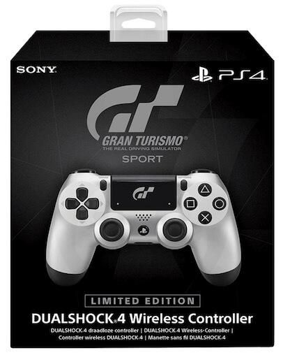 Playstation 4 (PS4) Slim DualShock 4 Brezžični Kontroler Gran Turismo Sport Limited Edition