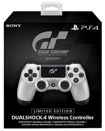 Playstation 4 (PS4) Slim DualShock 4 Brezžični Kontroler Gran Turismo Sport Limited Edition