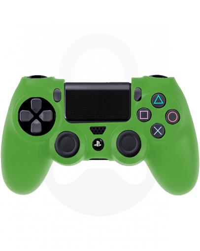 Playstation 4 (PS4) silikonska prevleka za kontroler, zelena