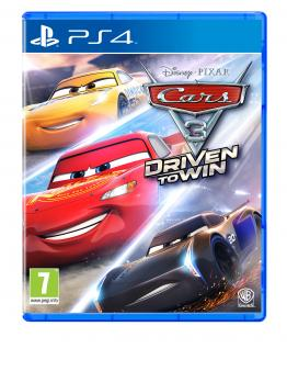 Cars 3 Driven to Win (PS4) - Rabljeno