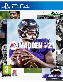 Madden NFL 21 (PS4)