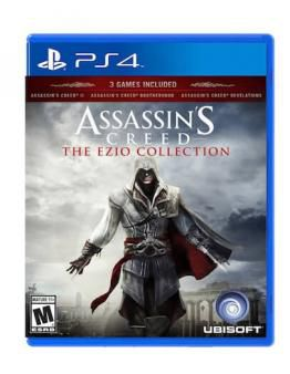 Assassins Creed The Ezio Collection (PS4) - Rabljeno